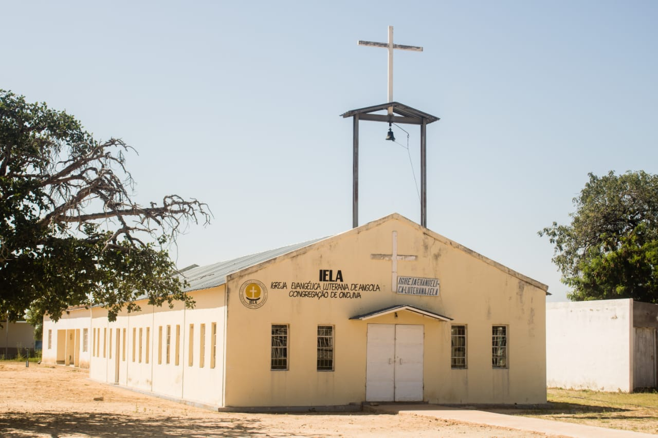 The buildings are closed, we are the church and we are open- Onduna, Kunene province Ondjiva